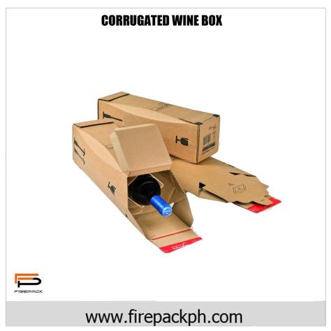 beer carton corrugated box