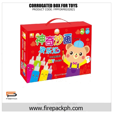 box for toys maker philippines