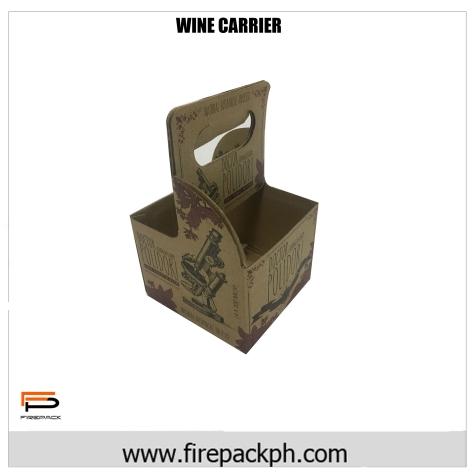 carrier box carton