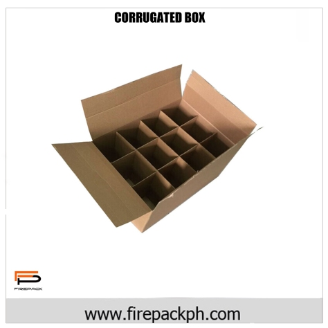 carton for beer corrugated box