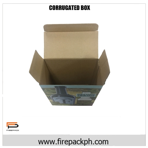 corrugated box full color carton 2