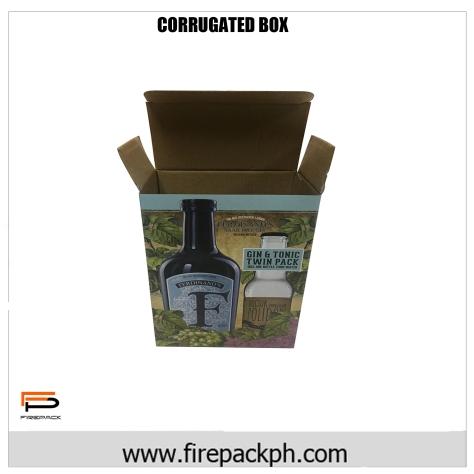 corrugated box full color carton