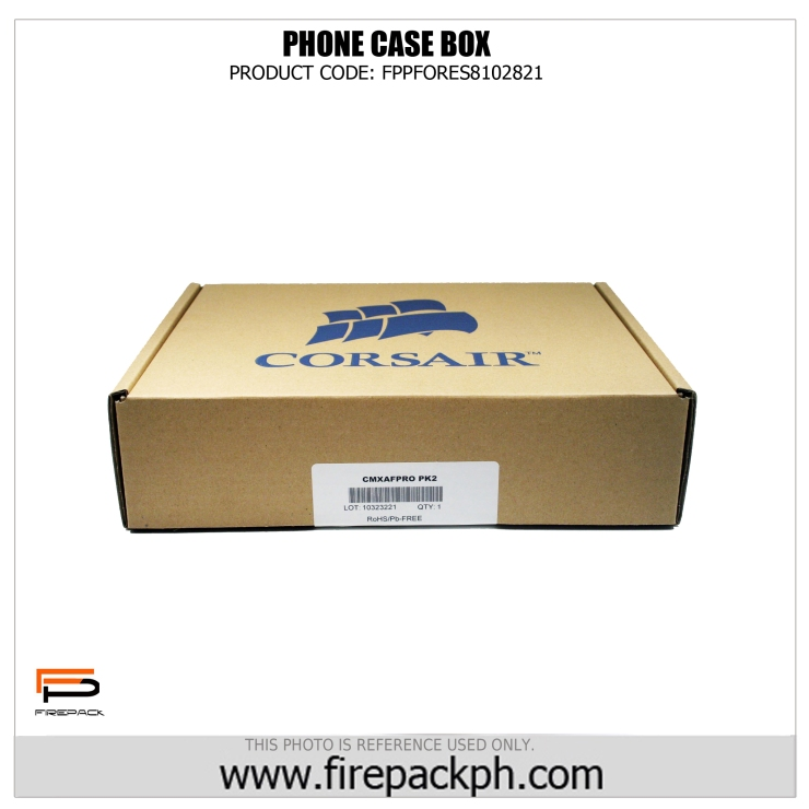 corrugated box mobile firepack