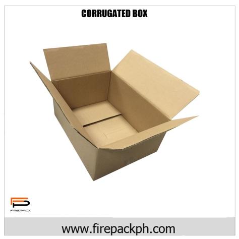 corrugated carton box customize printed