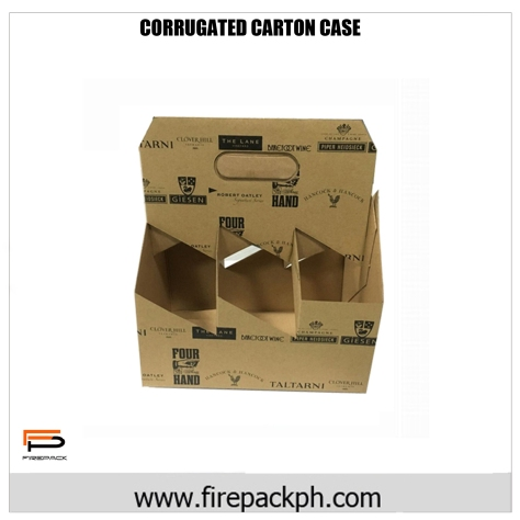 corrugated carton case custom print box