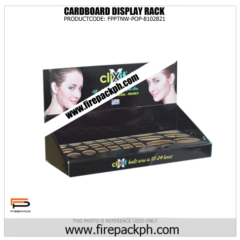 cosmetic display rack cebu