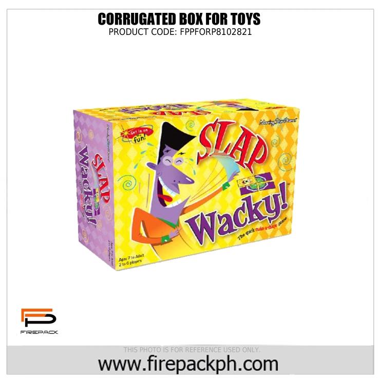 customized box firepack
