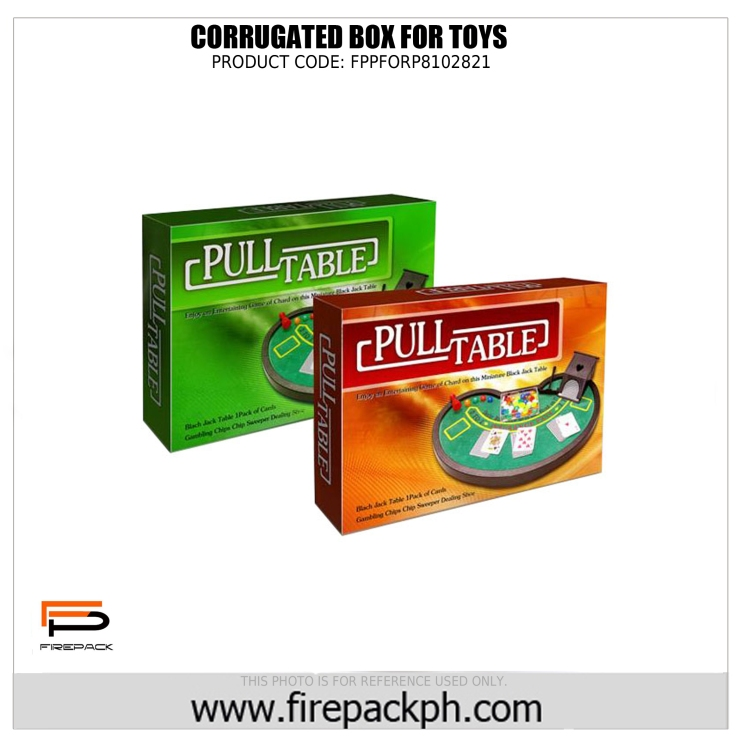 customized box for toys philippines cebu