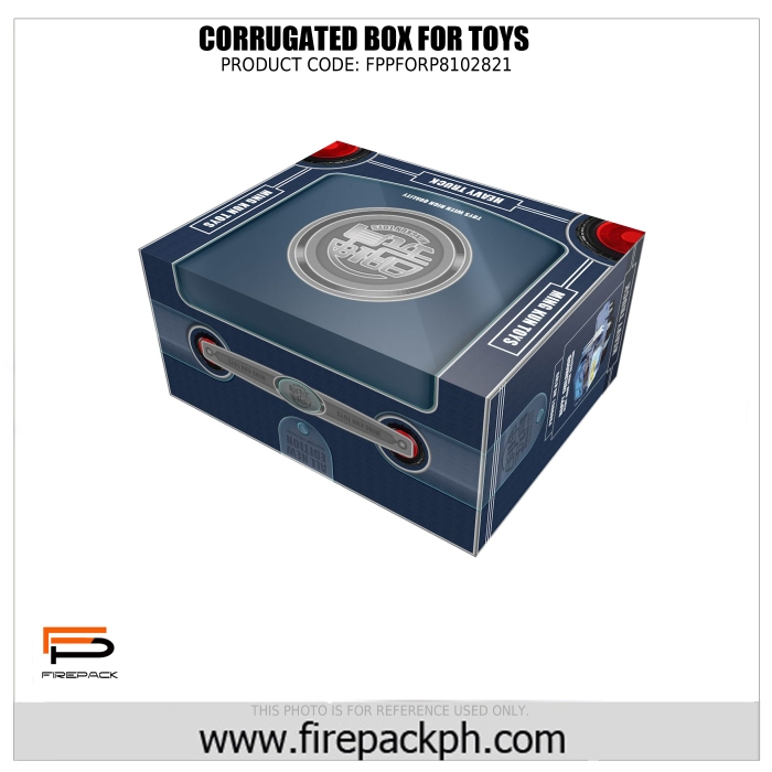 customized box for toys philippines