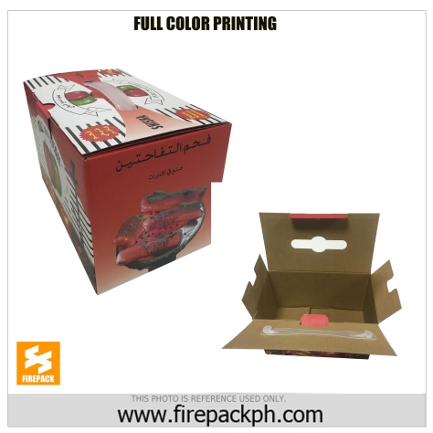 customized printing cebu supplier maker firepack