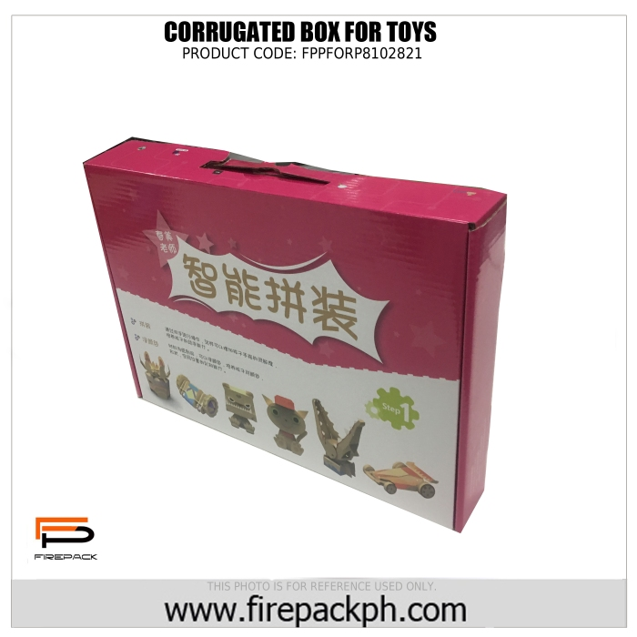 cutomized toy box supplier cebu