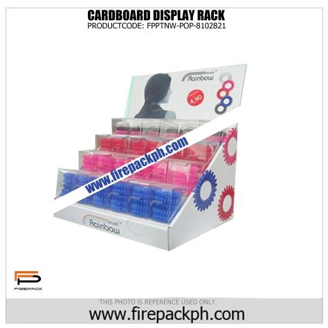 display rack ball cardboard cebu maker