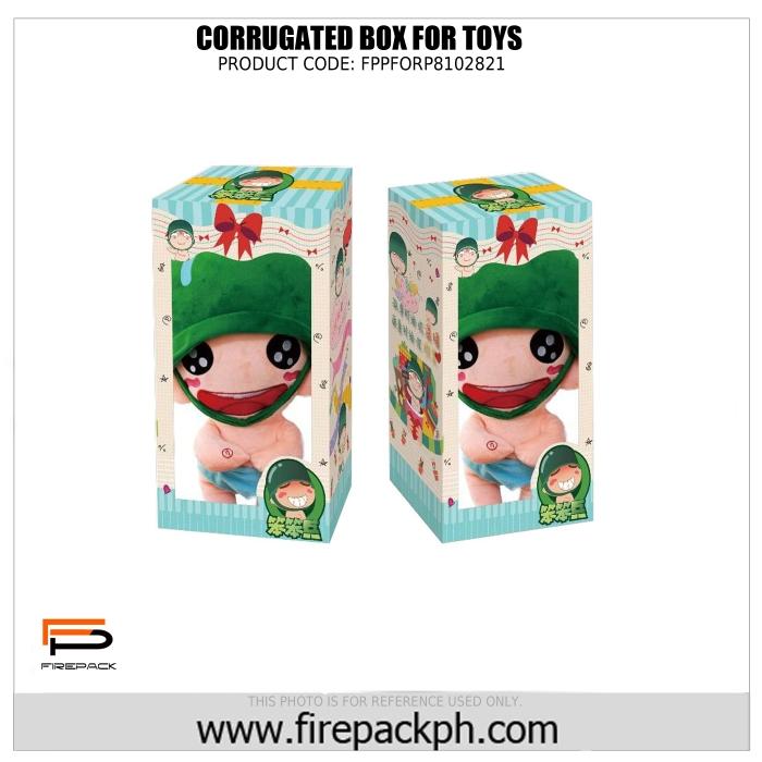 firepack custom printing box philppines