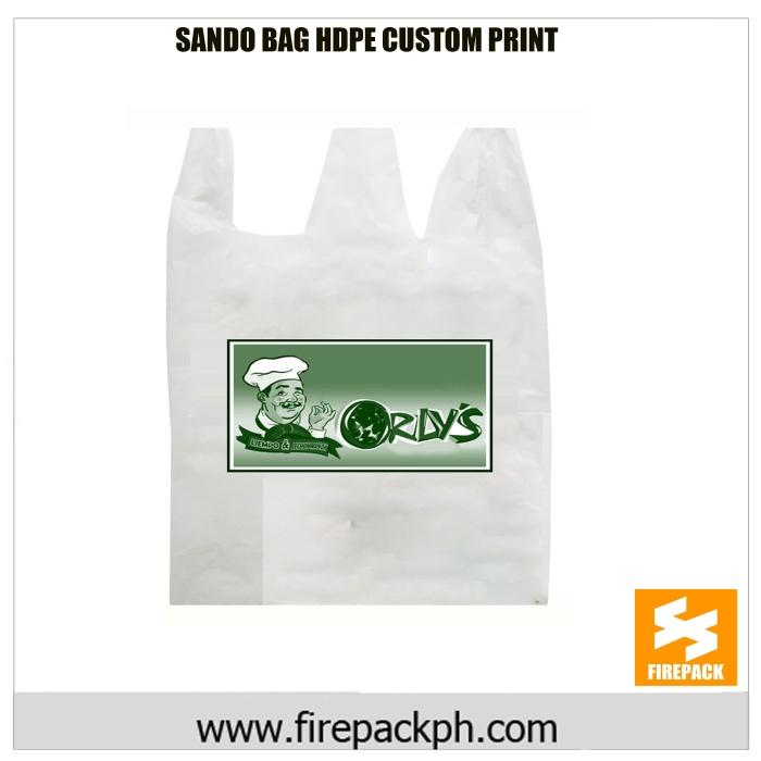 sando bag customized printing manila