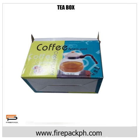 tea box coffe