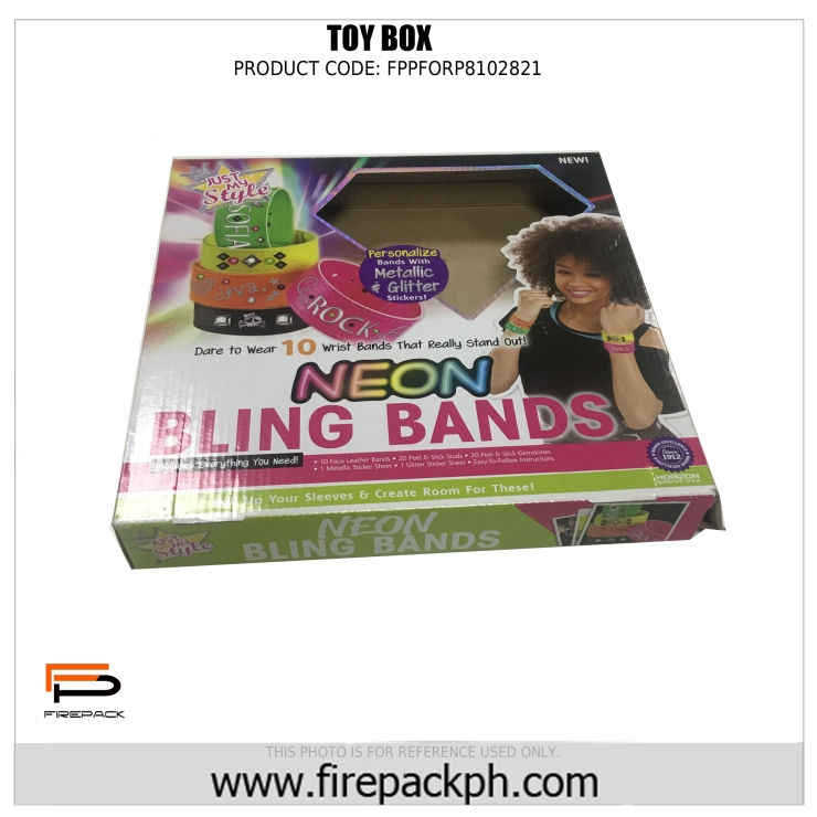 toy box maker cebu firepack philippines