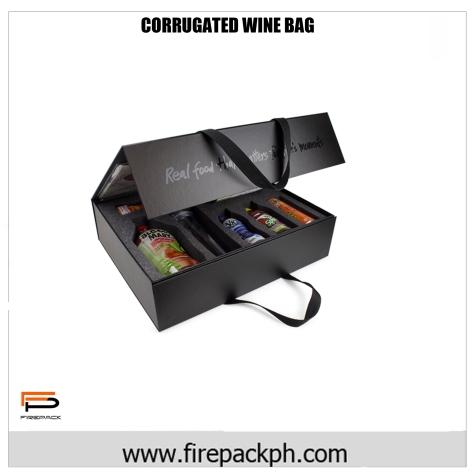 wine box 2 corrugated