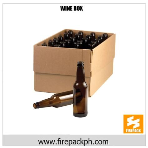 WINE BOX supplier cebu customized maker