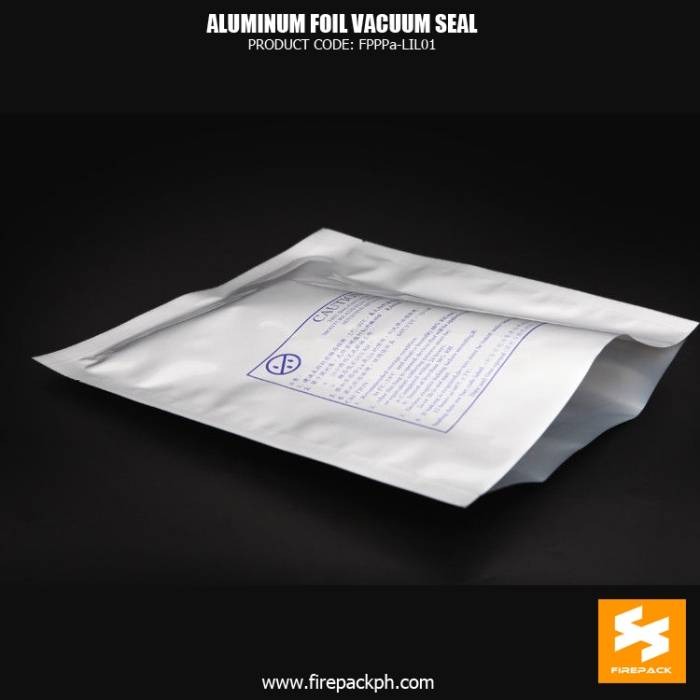 Aluminium Foil Vacuum Seal Food Bags For Packing Chicken firepack cebu