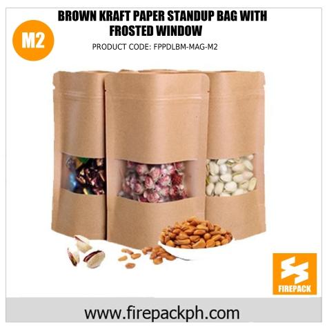 brown paper kraft supplier cebu philipines model 2