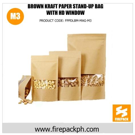 brown paper kraft supplier cebu philipines model 3