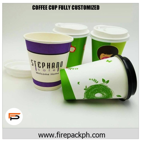 coffee cups fully customized 2