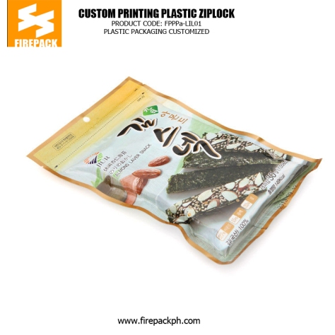 Colorful Food Grade Plastic Ziplock Bags For Candy - Sweetmeat dubai supplie