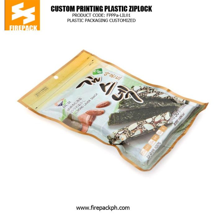 Colorful Food Grade Plastic Ziplock Bags For Candy - Sweetmeat dubai supplie