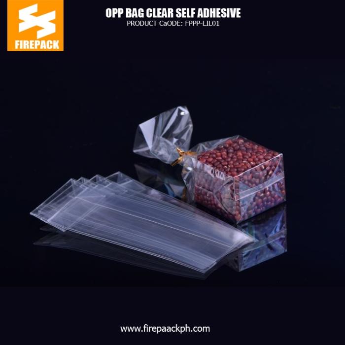 Cpp Food Grade Heat Seal Bags , Plastic Food Packaging Bags Customized Printing firepack