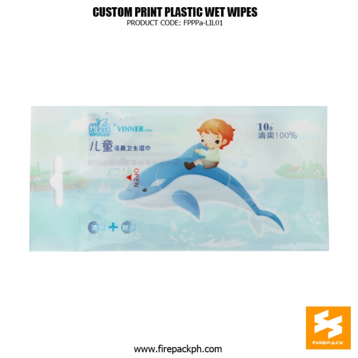 Custom Eco-Friendly Plastic Packaging Bags With Open Sticker china supplier
