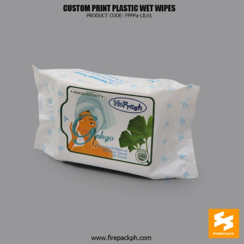 Custom Eco-Friendly Plastic Packaging Bags With Open Sticker manila supplier