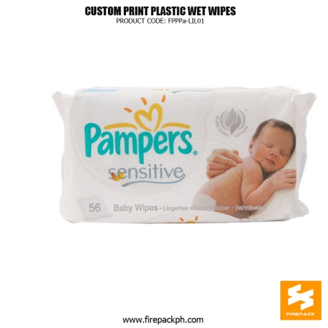 Custom Eco-Friendly Plastic Packaging Bags With Open Sticker supplier manila