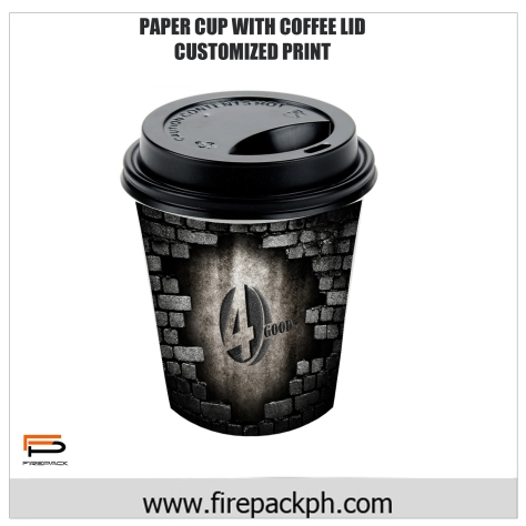 custom print paper cups
