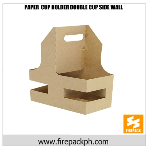 double cup side wall design