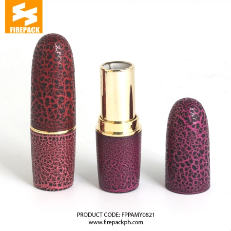 FD-8023007 cosmetics lipstick pink coor poka dot color