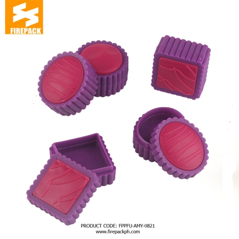FD2050A046-4L lipstick container supplier cosmetic packaging firepack make up packaging