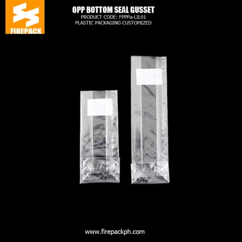 Mini OPP Plastic Heat Seal Packaging Bags Cellophane Bags for Sweets supplier