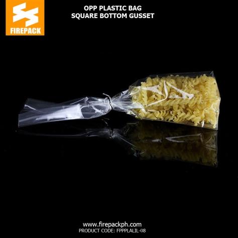 OPP Packaging Bags Transparent supplier maker