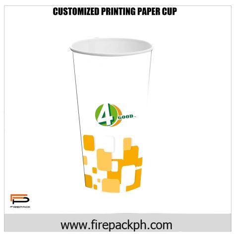 paper cup customized local cebu
