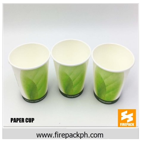 paper cup supplier customized
