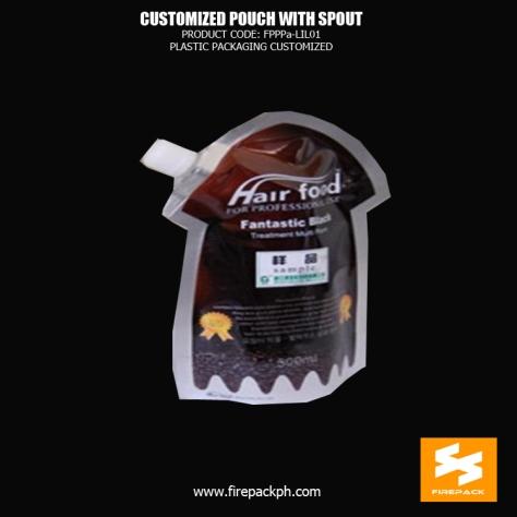 PET - NY Customized Spout Pouches , Aluminum Foil Bags kuwait supplier