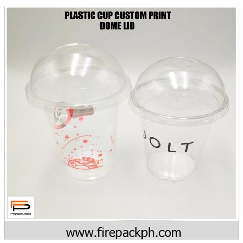 plastic cups dome lid supplier cebu philippines