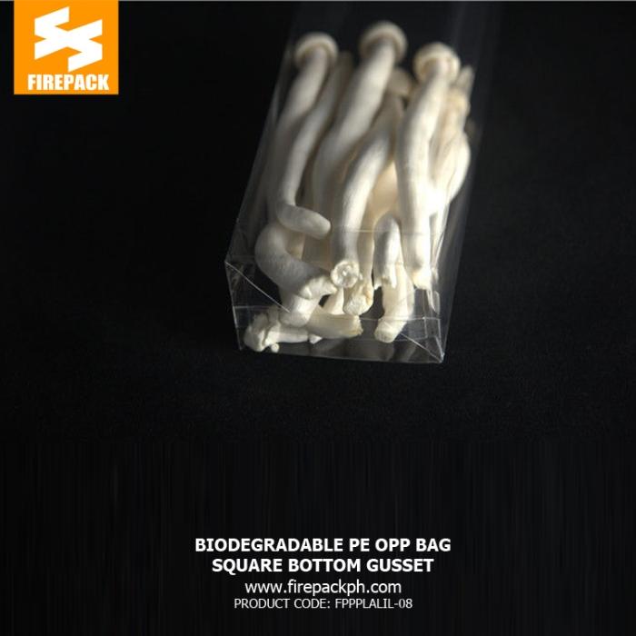 Square Bottom Gusset Bags supplier maker firepack cebu philippines