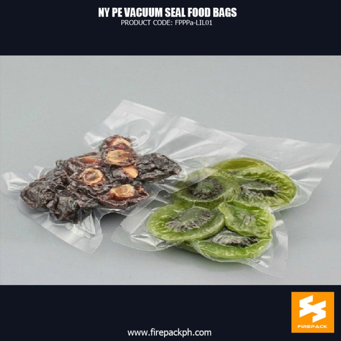 Vacuum Seal Food Bags With Four Side For Packaging Fruit - Chicken supplier manila