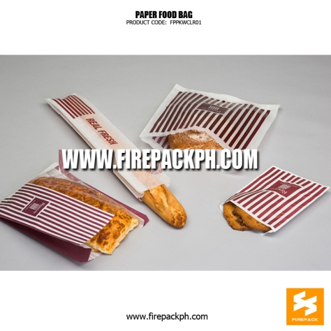 bread bag grease proof supplier
