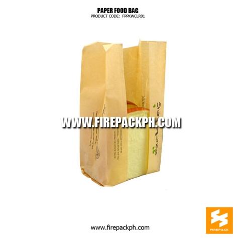bread bag supplier maker manilla