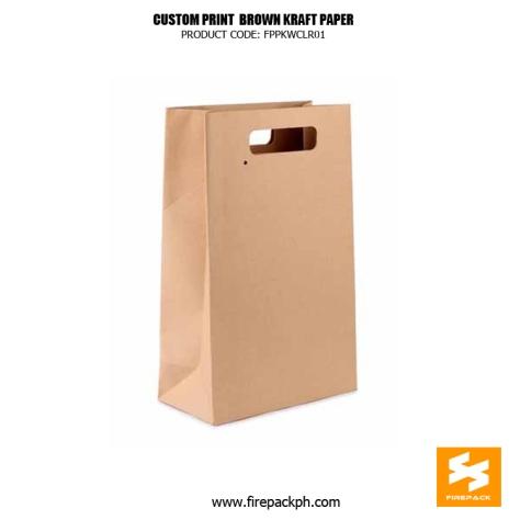 brown kraft paper supplier maker