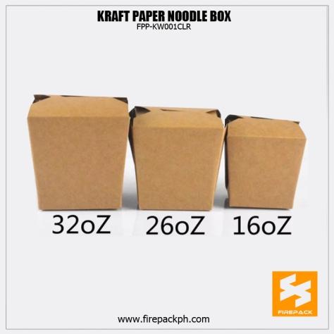 brown kraft rice box supplier manila firepack supplier cebu
