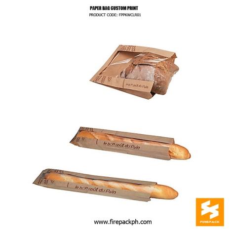 brown paper bag supplier maker cebu