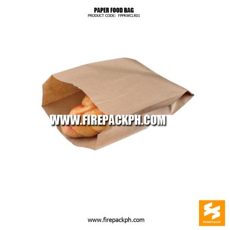 brown paper bag supplier manila